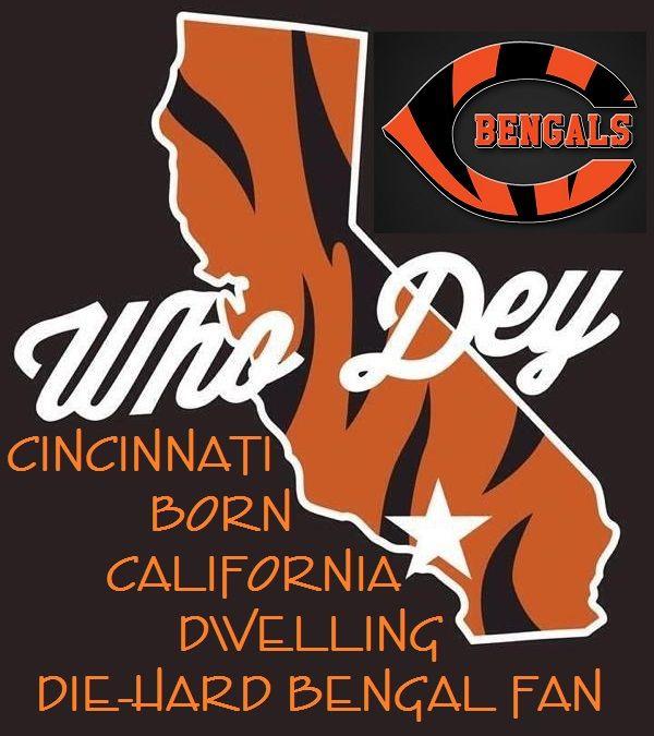 Sports-Football-Cincinnati Bengals-Logo | BENGALS FAN ...