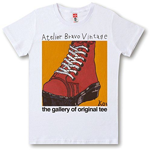 (グーティー)GooTee オリジナル Tシャツ レディース メンズ アトリエブラヴォ コラボ ホワイト (【02... https://www.amazon.co.jp/dp/B072Q4B6Q9/ref=cm_sw_r_pi_dp_x_-ilnzbDEK0S4D