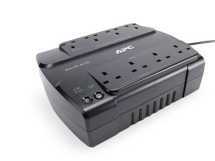 APC BackUPS BE700G review | A cost-effective defence against blackouts and power spikes Reviews | TechRadar