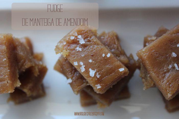 Ricas Receitas: Fudge de Manteiga de Amendoim | Peanut butter Fudg...
