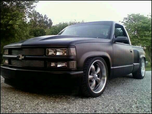 491 Best Chevy C1500 Silverado Trucks Images On Pinterest