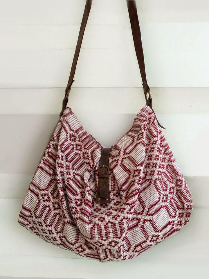 KARMA: Handmade bohemian handbags ❤     #Handmade #cotton #silk #leather #bohemian
