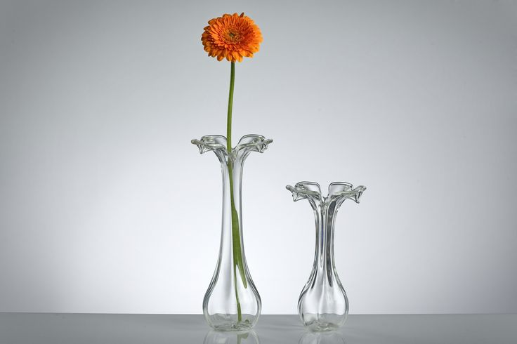 JON Vase - handmade glassware for special occasions or home deco. Shop on www.gabrielaseres.com