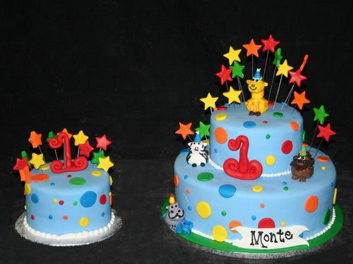 1st birthday cakes for boys 1st Birthday Cake Ideas Thng ...