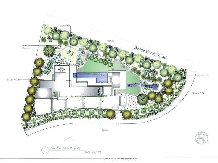 1000 images about landscape designs on pinterest for Find plot plan online