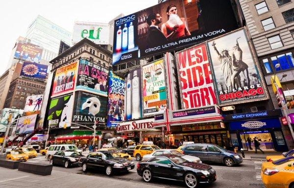 See a broadway show #NYC