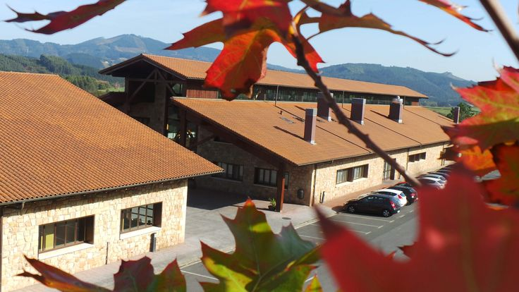Día de otoño un lunes de descanso. #AzurmendiPretAPorter http://www.azurmendi.biz