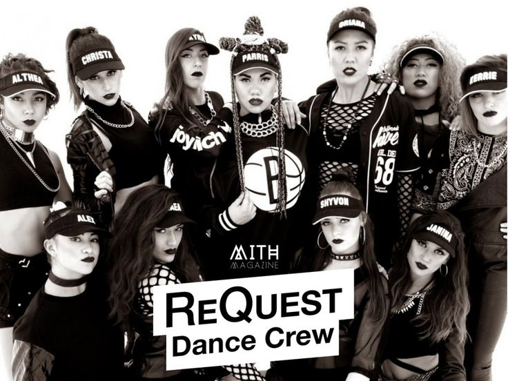 The Movement (Pt.2): ReQuest Dance Crew, Parris Goebel's All-Female Hip-Hop Crew