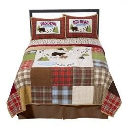my favorite bedding for a camping room theme. sadly, no longer
