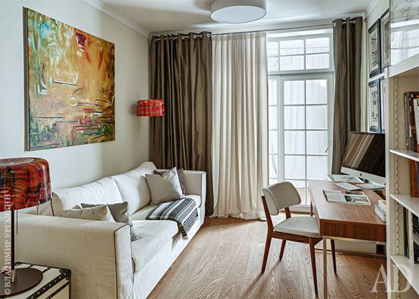 Квартира на проспекте Вернадского от E.S.S.E. Design & Decoration - Дизайн интерьеров   Идеи вашего дома   Lodgers