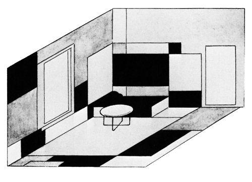 19 best images about mondrian on pinterest architecture for Architecture geometrique