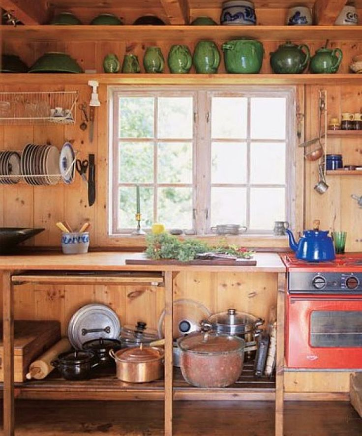 Beautiful kitchen designed by Wenche Selmer, Norway ♡ 1970s, I think