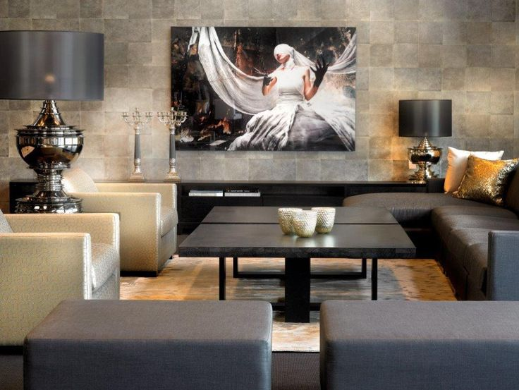 Interior Design Project and Furniture Design -Italian House of Norway