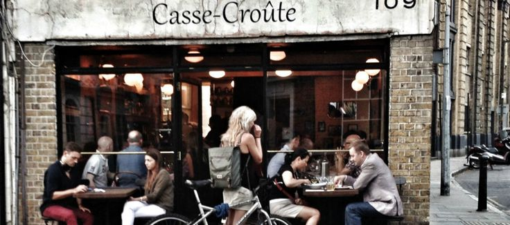 Casse-Croute | Bermondsey Street Restaurant | London