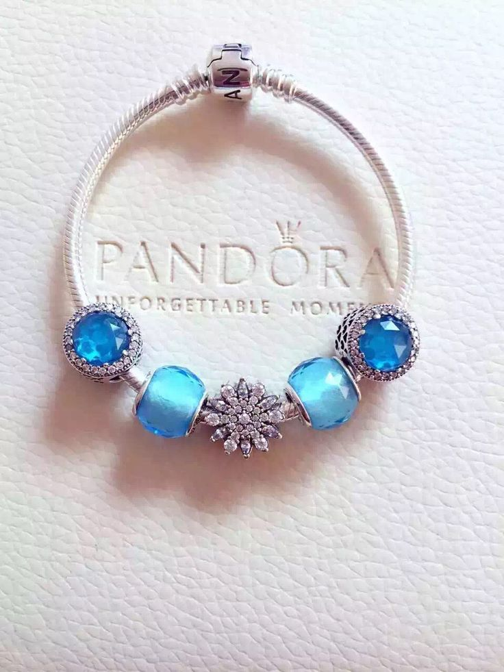 159 pandora charm bracelet blue hot sale - Pandora Bracelet Design Ideas