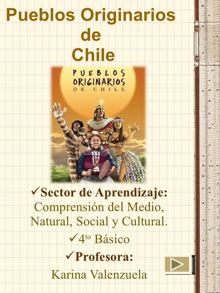 pueblos-originarios-de-chile-4842360 by Karina Ramírez via Slideshare