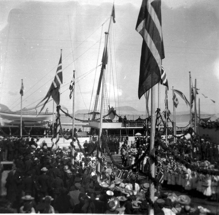The 1906 Coronation Journey