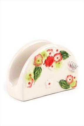 Neşeli Mutfaklar - Çiçek Serisi Peçetelik M34-CİCEK16 %63 indirimle 9,99TL ile Trendyol da