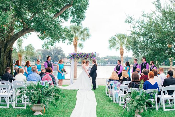 St. Petersburg Woman's Club - Waterfront Events