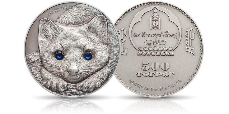 srebrna-moneta-z-krysztalkami-swarovskiego-sobol
