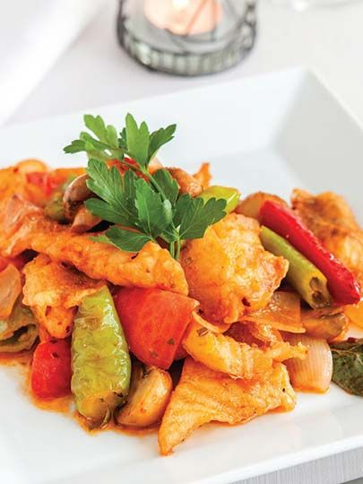 Balık kavurma Tarifi - Türk Mutfağı Yemekleri - Yemek Tarifleri