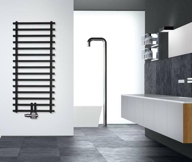 Grzejnik łazienkowy Leros dostępny jest w ponad 200 kolorach z palety RAL
