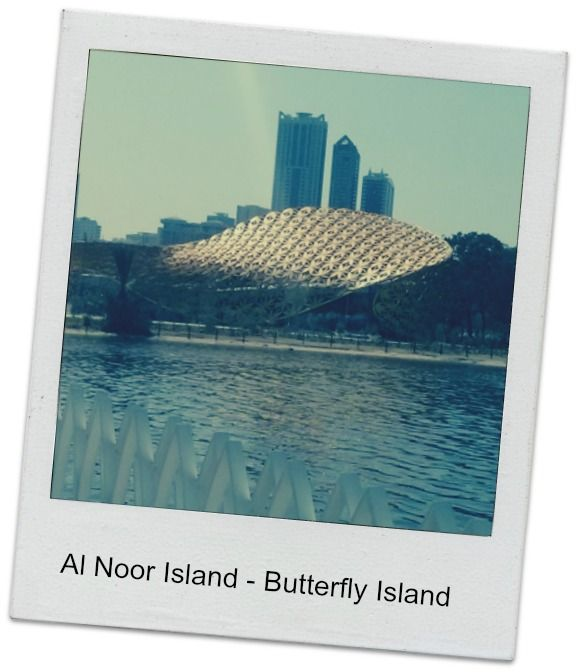 Al Noor Island, Sharjah, UAE – The Haywire Honey