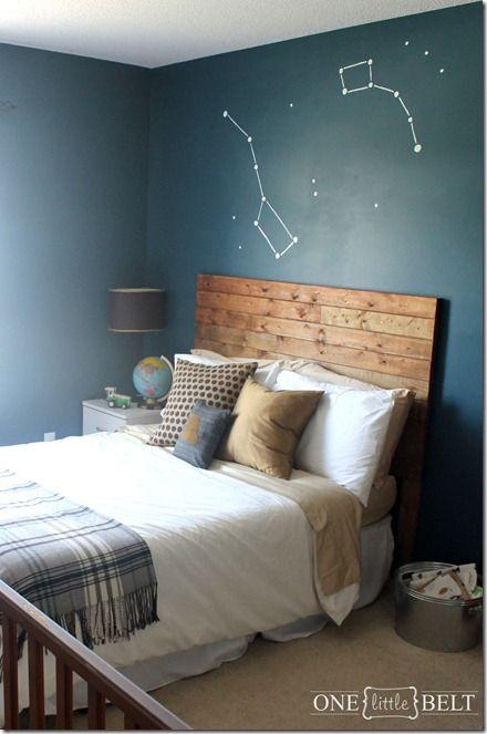 Constellation Wall Art- DIY Big Dipper and Little Dipper/