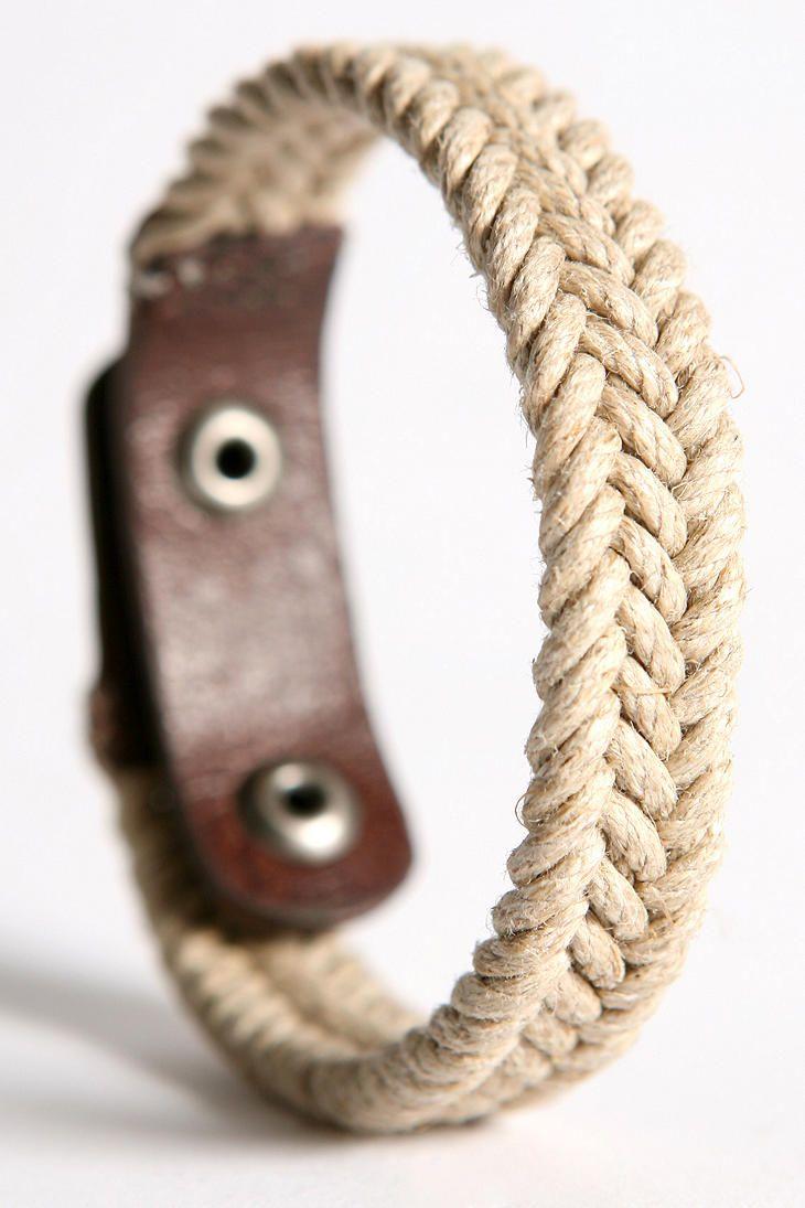 MACRAME bracelete- cierre taches