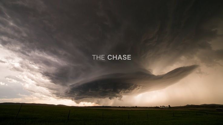 """The Chase. The combination of what filmmaker and storm chaser Mike Olbinski does in """"The Chase"""" makes us want to watch this over and over again. His timelapse technique is pretty flawless."""