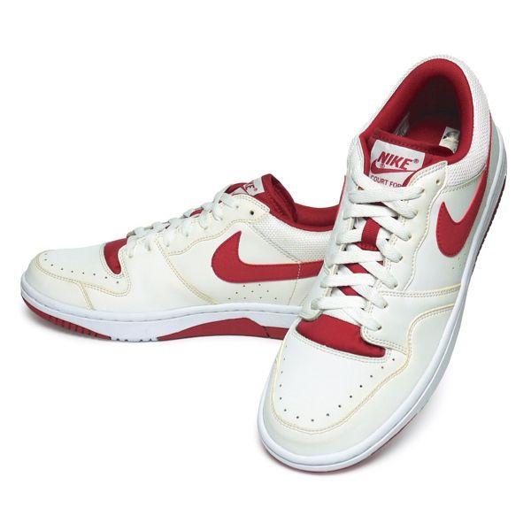 Nike Court Force Low ナイキ コートフォース ロー バスケットシューズ スニーカー [048]