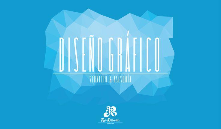 ¡Ofrecemos el Servicio y Asesoría en Diseño Gráfico!  Visítanos en www.redisena.mx  Somos #ReDiseña