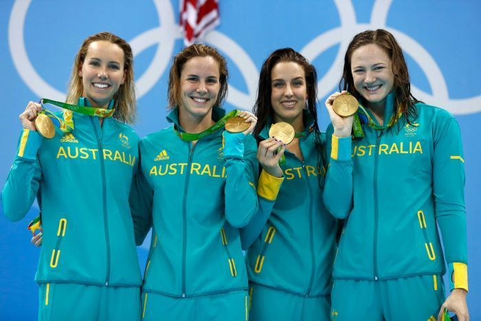 Cate Campbell rues the 'greatest choke' in Rio