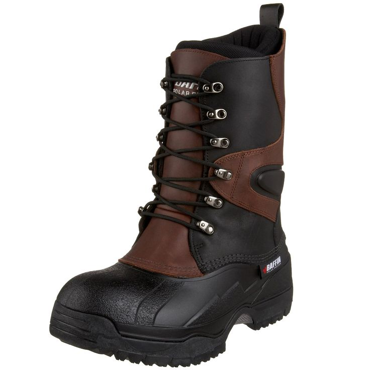 Baffin Men's Apex Insulated Boot -- Special boots just for you. See it now! : Men's boots