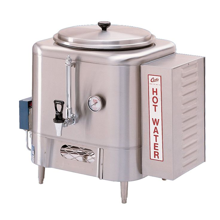 Amazon.com: Wilbur Curtis Hot Water Dispenser 14 Gallon Electric With Sight Glass - Commercial Hot Water Dispenser with Digital Control Module - WB-14-12 (Each): Industrial & Scientific