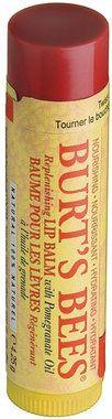 Burt's Bees Regeneracyjny balsam do ust z olejem granatu, 4,25g | Ecco Verde
