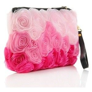 hsn.comCute Pur, Fashion Passion, Ombre Pur, Rose Ideas, Ombre Trends, Pink Passion, Cute Handbags, Bags Purses Clutches, Bridesmaid Gift