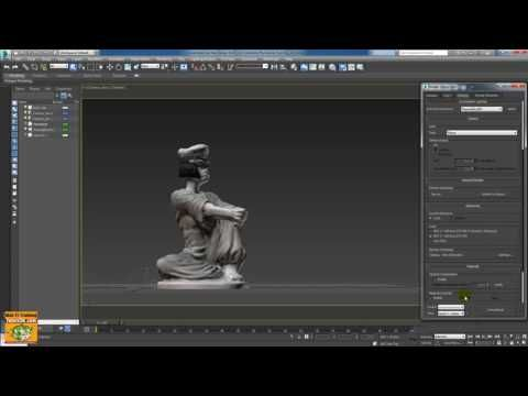 Iray + Fast rendering in 3ds max 2015