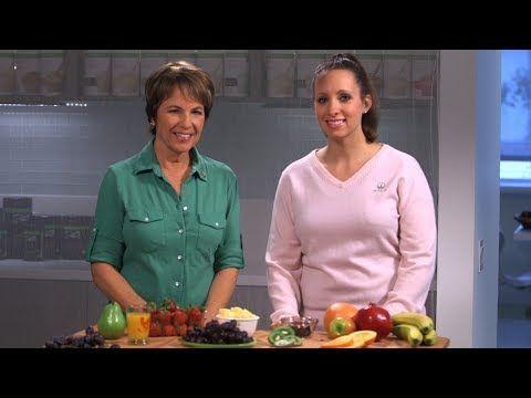 Cómo rebajar calorías y mantener la nutrición -- Creando la dieta saludable | Herbalife - YouTube