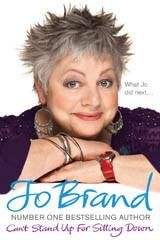 Can't Stand Up For Sitting Down Jo Brand
