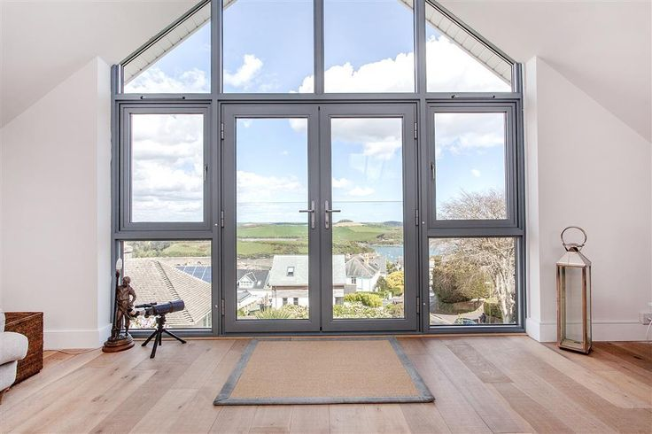 Fabulous views of Salcombe from the luxury house, Forth