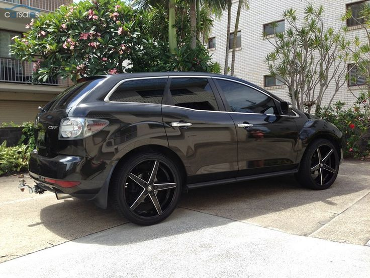 2009 Mazda CX-7 Luxury Sports Activematic