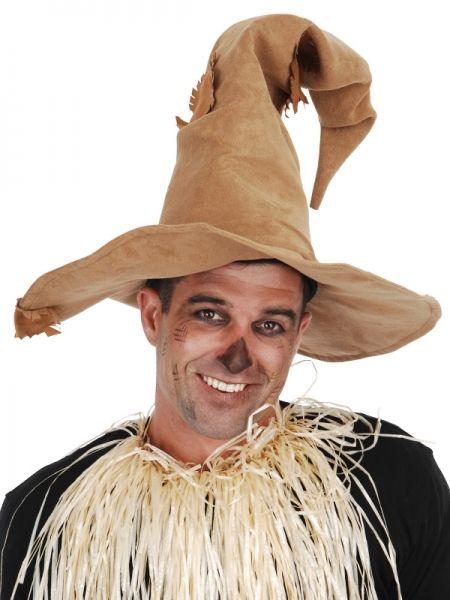 Let's Party With Balloons - Dr Tom's Scarecrow Witches Hat, $35.00 (http://www.letspartywithballoons.com.au/dr-toms-scarecrow-witches-hat/)