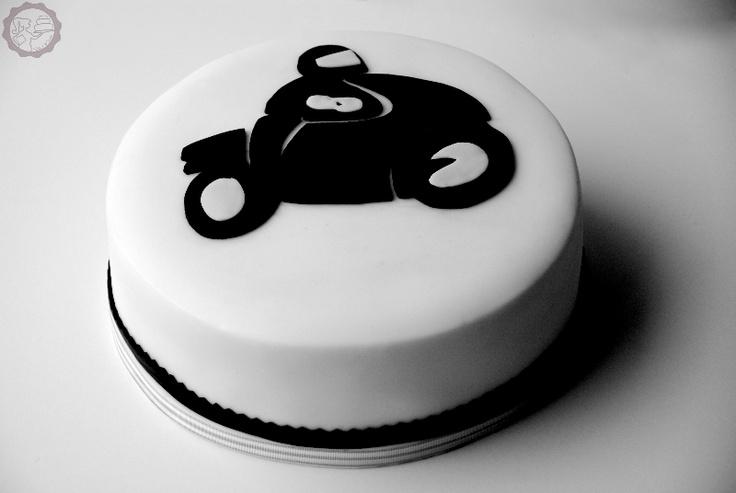 Motorcycle Cake | MakeUrCake