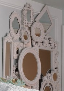 The Pink Chalkboard: Mirror Clusters