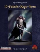 10 Paladin Magic Items (PFRPG) Boots of the Brave allow you to excel when kicking down the door and protecting your allies when covering their retreat (temporarily enhancing their flight-speed!), including an option that allows you to make combat maneuvers to shut down enemy movement. Pretty cool item, though the latter option to negate movement of target creatures may be a bit strong for the 18,500 GP price-tag of the superior boots. Bracers of Heroic Deeds allow you to catch allies about…