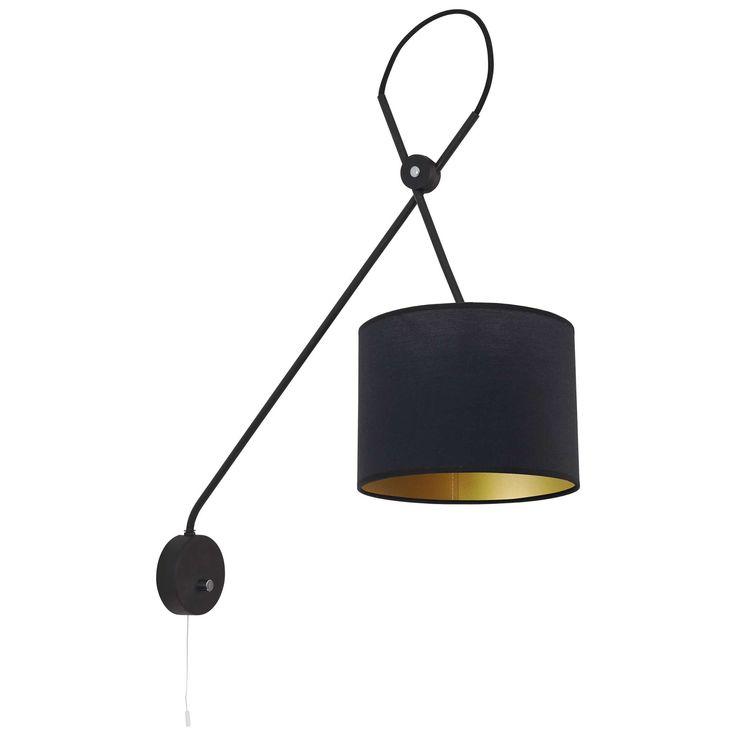 Kinkiet LAMPA ścienna VIPER 6512 Nowodvorski abażurowa OPRAWA ruchoma biały