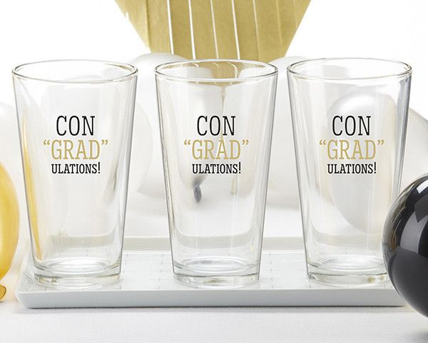 For high school, college or any graduation celebration, it's never been easier to say ConGRADulations.
