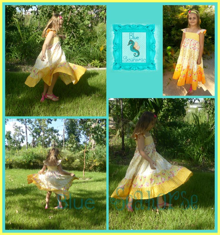 Layer twirl dress.