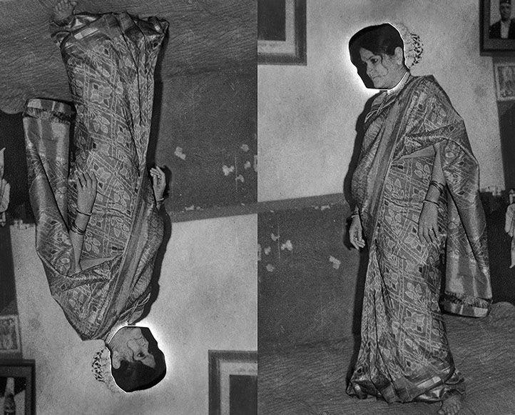 Priya Kambli Kitchen Gods: Muma (Pregnant), 2013